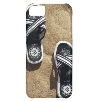 Beachy Flip Flops iPhone 5C Case