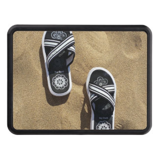 Beachy Flip Flops Tow Hitch Cover