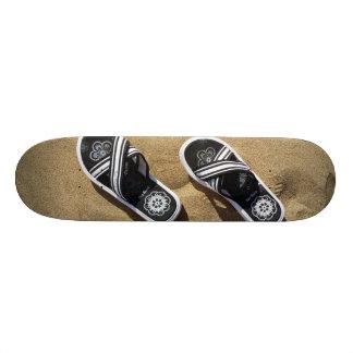 Beachy Flip Flops Skate Boards
