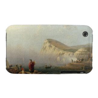 Beachy Head, 1850 (oil on canvas) iPhone 3 Cover