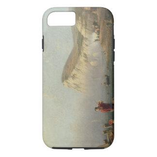 Beachy Head, 1850 (oil on canvas) iPhone 7 Case