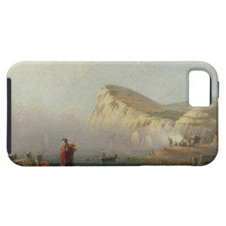 Beachy Head, 1850 (oil on canvas) iPhone SE/5/5s Case