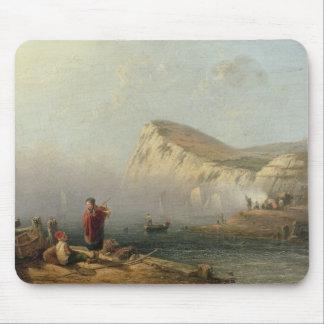 Beachy Head, 1850 (oil on canvas) Mouse Pad
