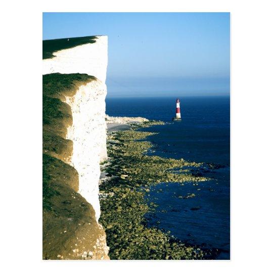 Beachy Head Lighthouse Postcard