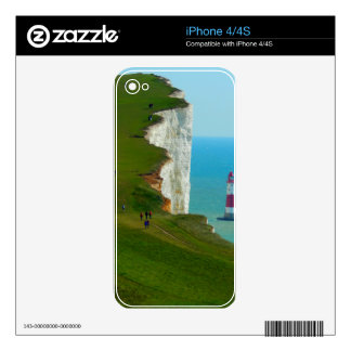 Beachy Head Skins For iPhone 4S