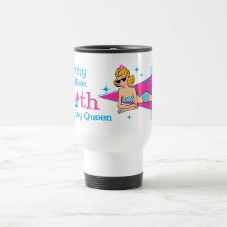 Beachy Keen 50th Birthday Coffee Mug