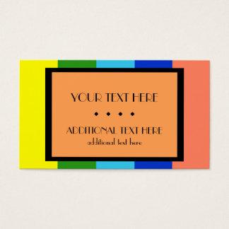 Beachy Keen Business Card
