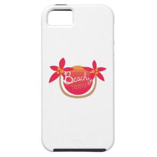 Beachy Paradise iPhone 5 Covers