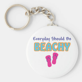 Beachy Products Keychain