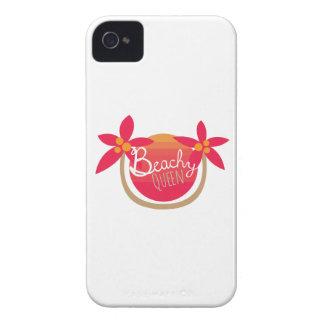 Beachy Queen iPhone 4 Case-Mate Case