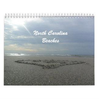 Beachy Scenes Calendar