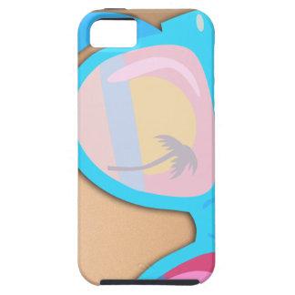 Beachy Shades Custom Style iPhone SE/5/5s Case