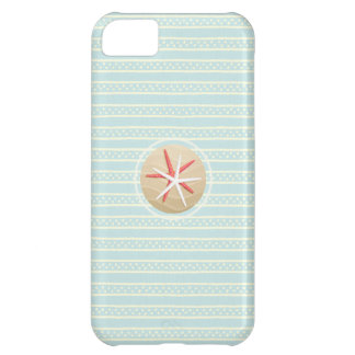 Beachy Starfish iPhone Case iPhone 5C Cover