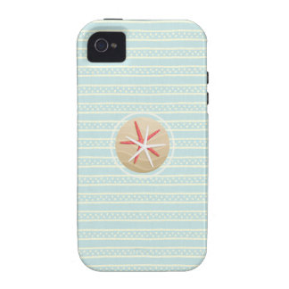Beachy Starfish iPhone Case Case-Mate iPhone 4 Cover