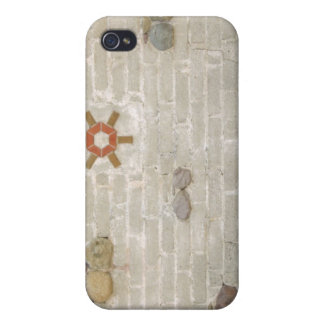 Beachy Stone Wall Cases For iPhone 4