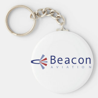 Beacon Aviation Line Key Chain