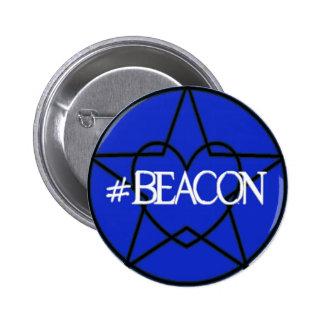 #BEACON Con Badge -style 2 Button