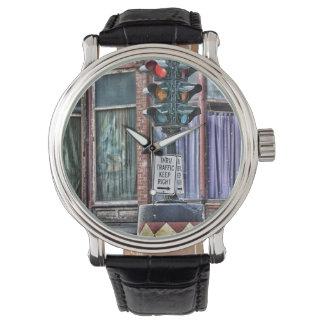 Beacon Dummy Light Wristwatch