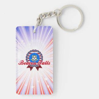 Beacon Falls, CT Acrylic Keychains