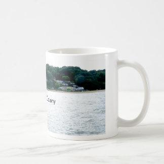 beacon hill colony from water, Beacon Hill Colony Coffee Mug
