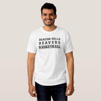 Beacon Hills Beavers Basketball T-Shirt