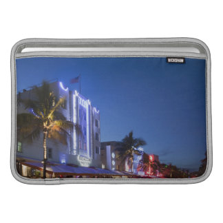 Beacon Hotel, Ocean Drive, South Miami Beach, Flor MacBook Air Sleeve