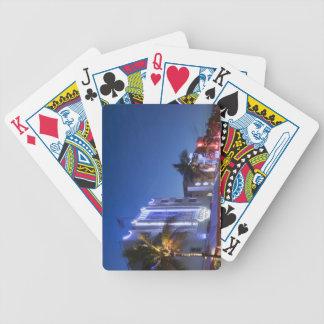 Beacon Hotel, Ocean Drive, South Miami Beach, Flor Deck Of Cards