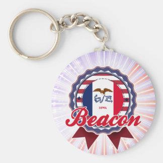 Beacon, IA Key Chain