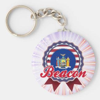 Beacon, NY Key Chain