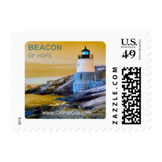 Beacon of Hope Stamps are now available for sale
