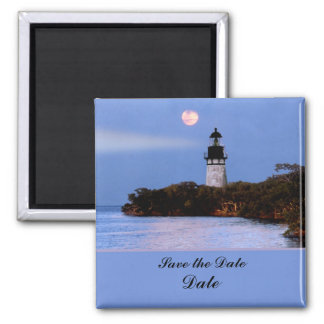 Beacon Point 2 Inch Square Magnet