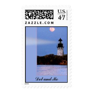 Beacon Point Postage Stamp