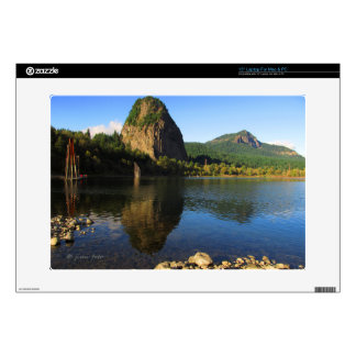 """Beacon Rock Decal For 15"""" Laptop"""