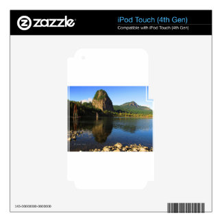 Beacon Rock State Park, Columbia River Gorge. Decal For iPod Touch 4G