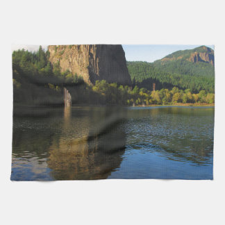 Beacon Rock State Park, Columbia River Gorge. Kitchen Towel