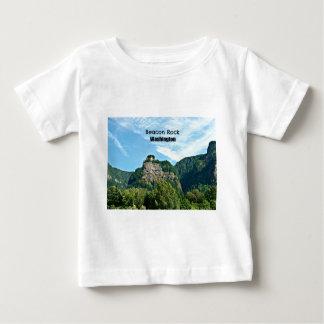 Beacon Rock, Washington Baby T-Shirt