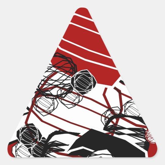 Beacon Triangle Sticker