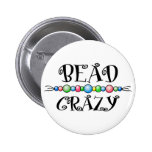 Bead Crazy Pin