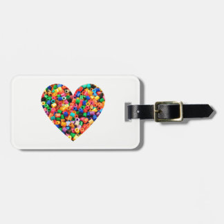 Bead Lover Bag Tag