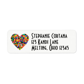 Bead Lover Label