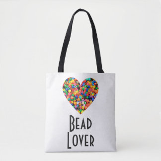 Bead Lover Tote Bag