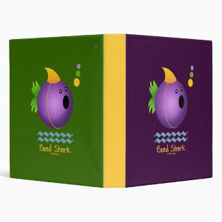Bead Shark - Purple Binder