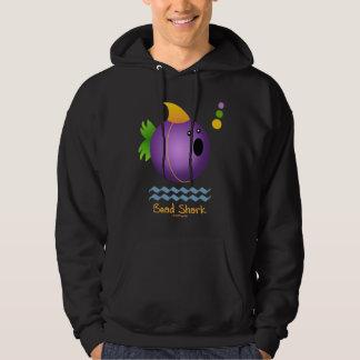 Bead Shark - Purple Hoodie