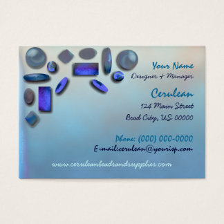 Bead Shop Business Card