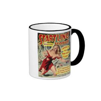 BEAD SHOW STORYS RINGER COFFEE MUG