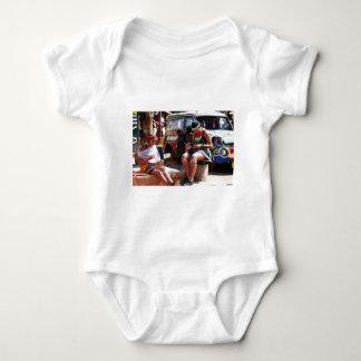 Bead Workers Baby Bodysuit
