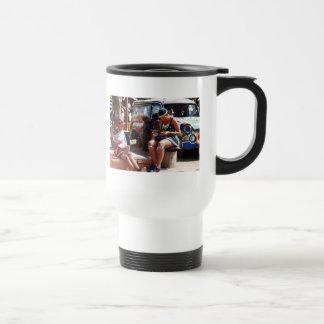 Bead Workers Travel Mug