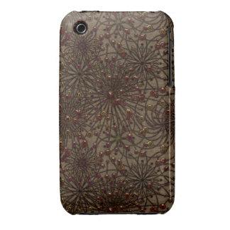 Beaded Arrangement iPhone 3 Case