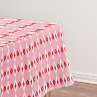 Beaded Diamonds Tablecloth