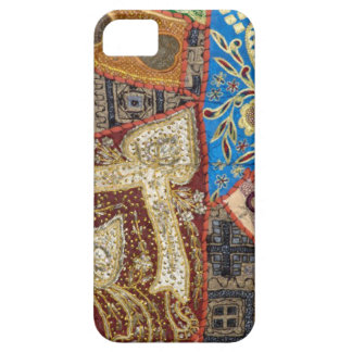 Beaded Embroidered Ethnic Patchwork Textile iPhone SE/5/5s Case